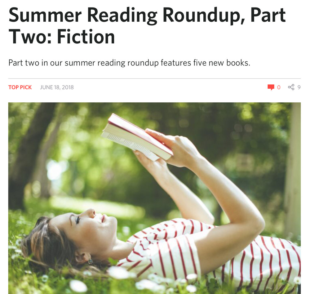 Jewish Boston Names The Lost Family Summer Must-Read - We're kvelling that Jewish Boston has included The Lost Family in its summer must-read roundup. To see all the novels chosen, please click HERE.