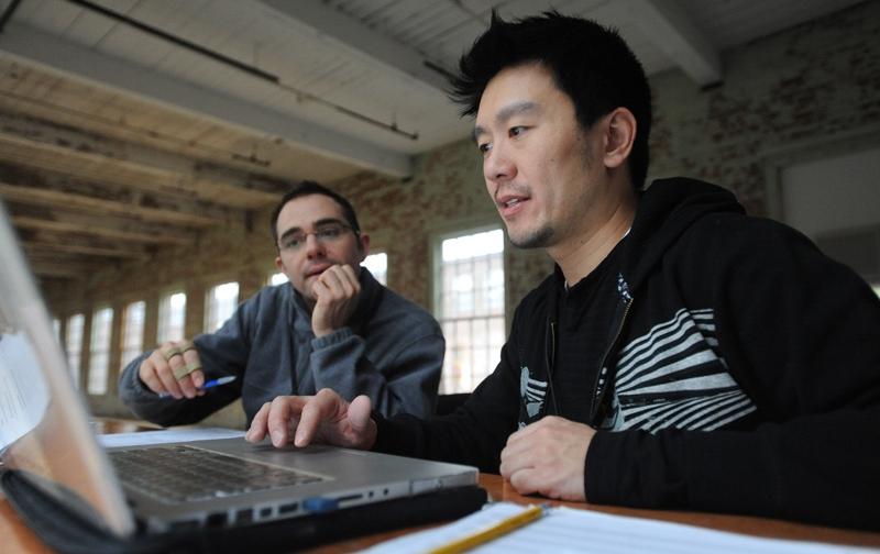 BYRON AU YONG + AARON JAFFERIS
