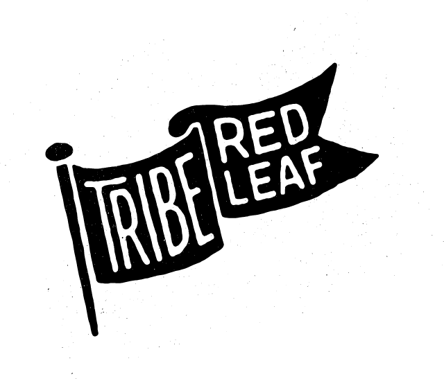 Tribe Red Leaf