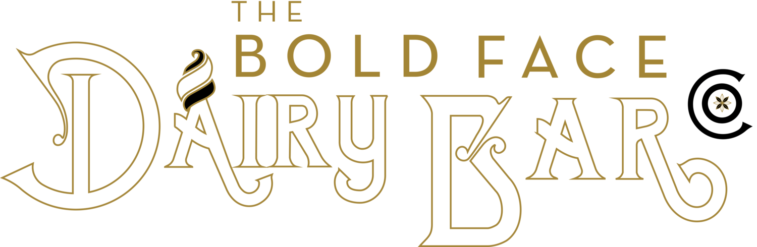 The Bold Face Dairy Bar Company