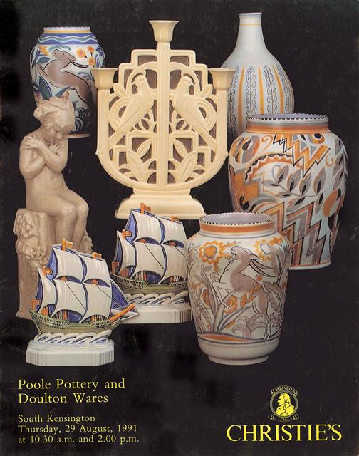- Catalogue for the August 1991 sale.