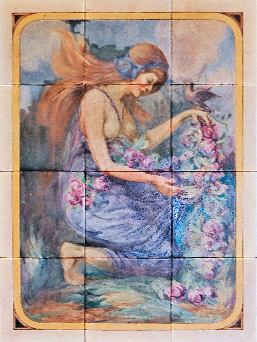 Rose Villa Tavern Birmingham tile 5 by Michael Slaughter LRPS (002).jpg