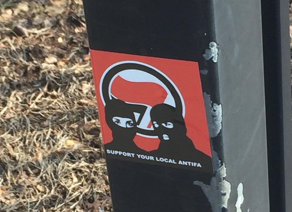 Antifa Symbol