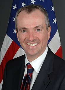 New Jersey Governor Phil Murphy (Former Employer: Goldman Sachs)