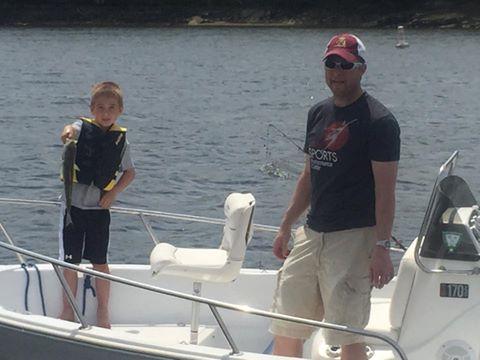 Bradys first fish of the season.jpg