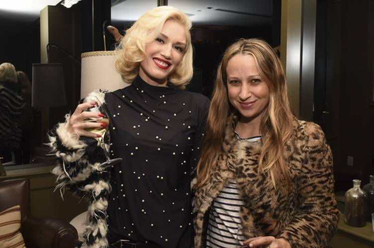 Gwen Stefani and Jennifer Meyer  Photo Credit: Vivien Killilea for Getty Images