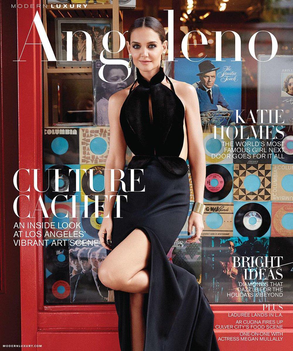 Established Jewelry Editorial Press, Angeleno