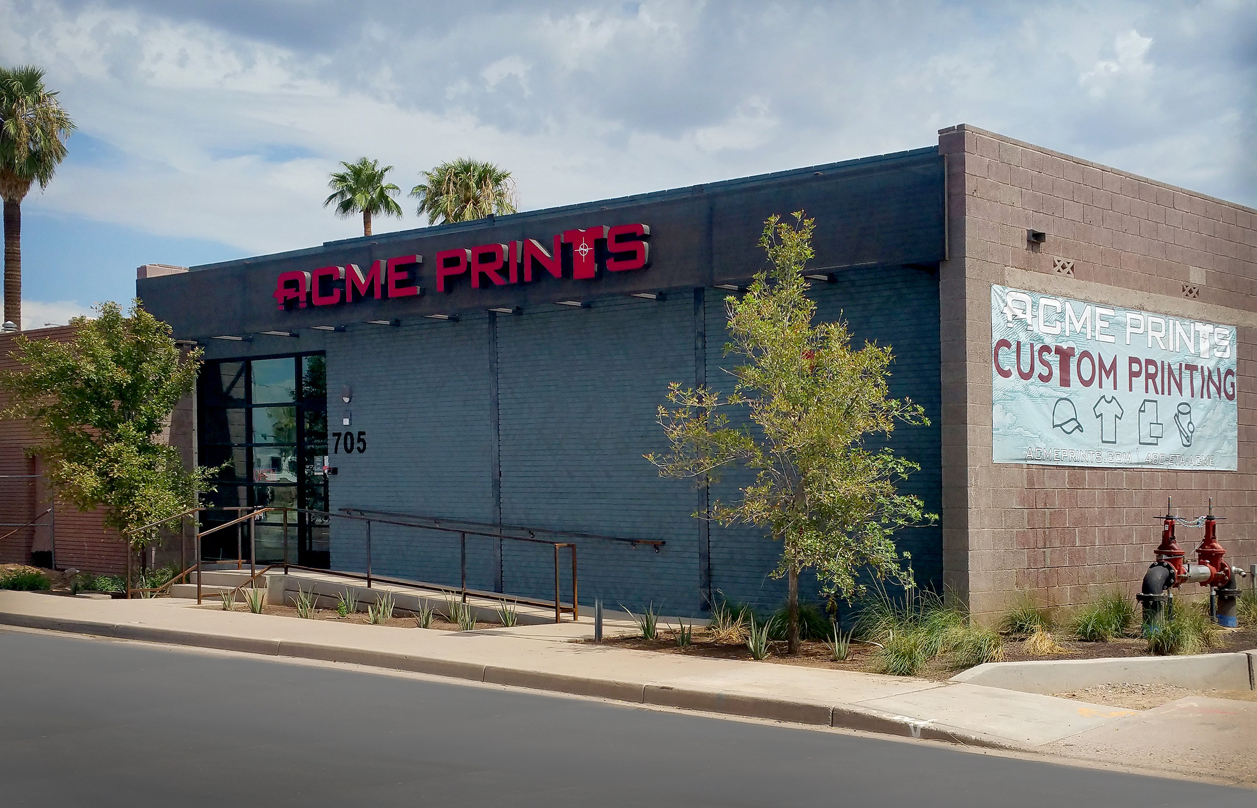 Acme Prints Custom Screen Printing T Shirt Printing Phoenix Az