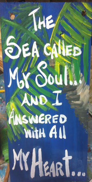 The Sea Called my soul