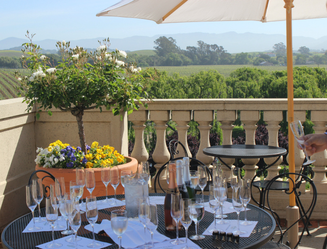 Private Tasting at Domaine Carneros