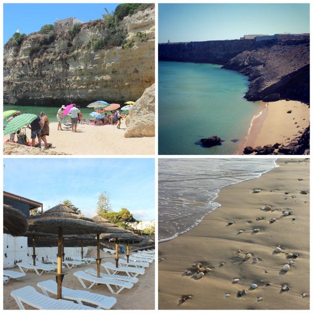 Sunny Beaches of Algarve