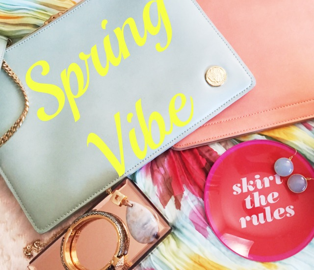 Spring vibe on Stylemindchic Boutique