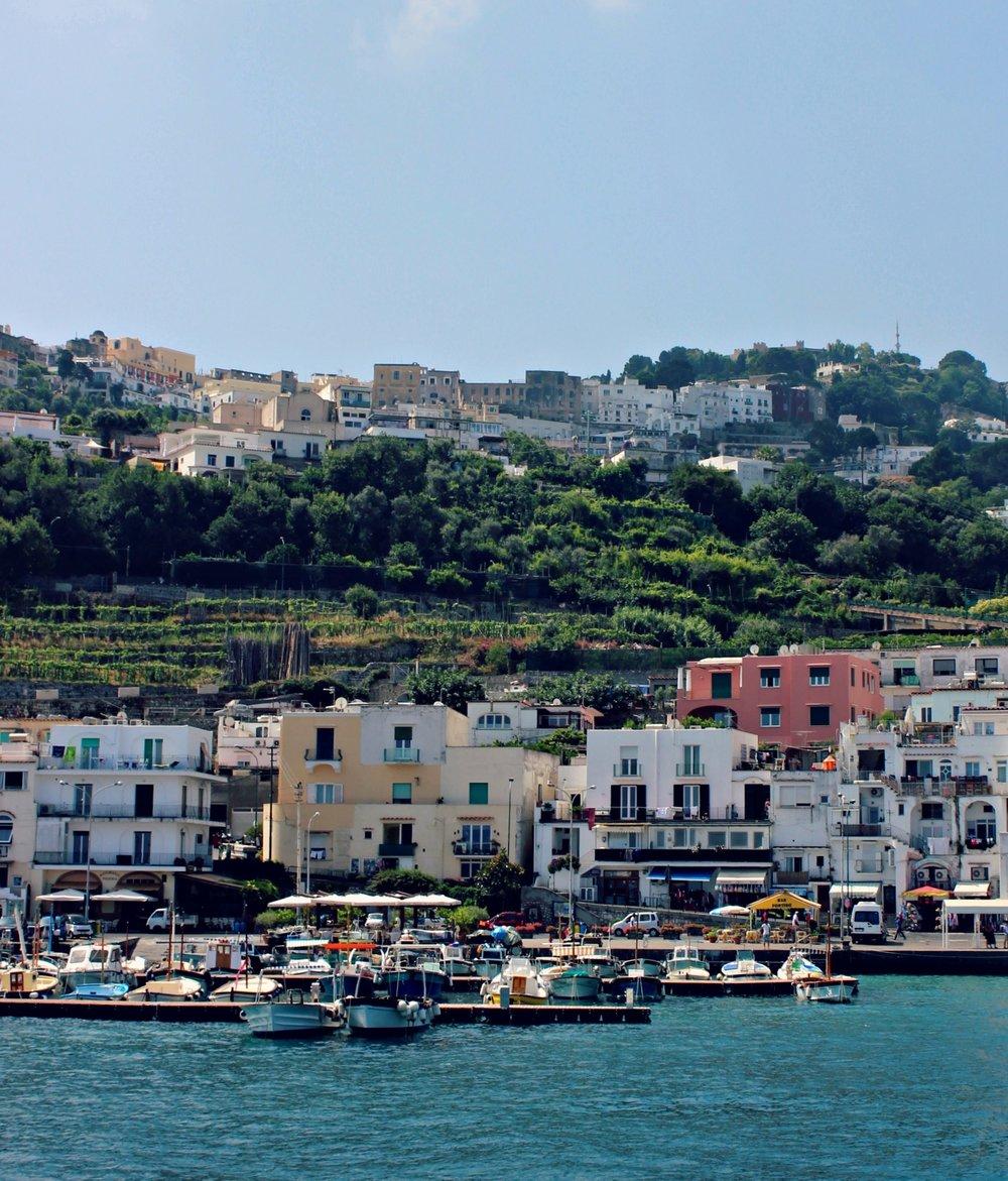 capri-boat