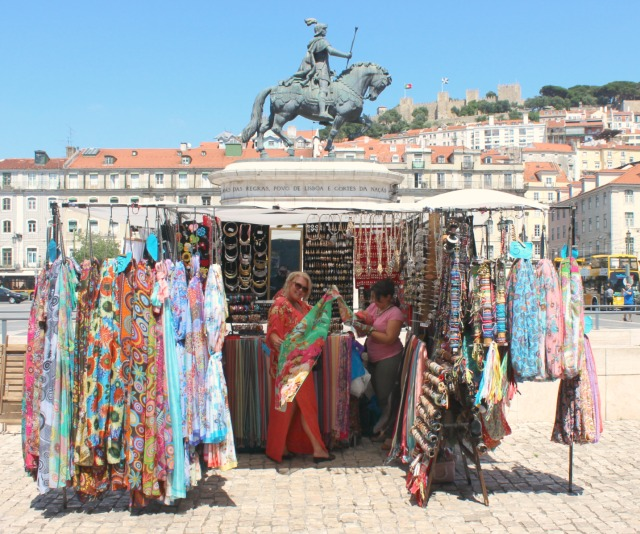 Shopping in Lisbon