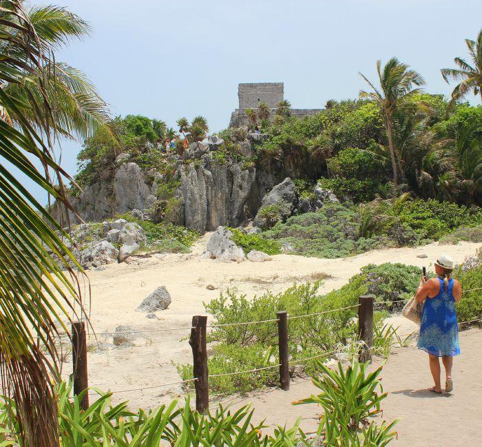 tulum-stairs-blue-sky-mexico