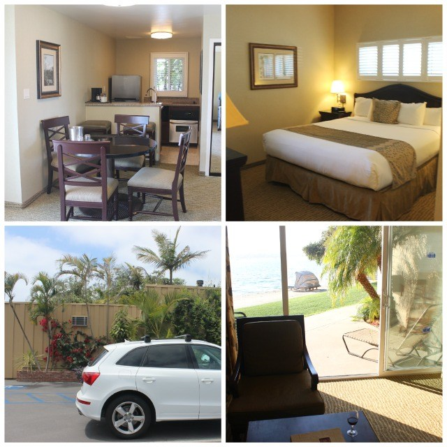San Diego Getaway to Bahia Resort and a beachfront suite