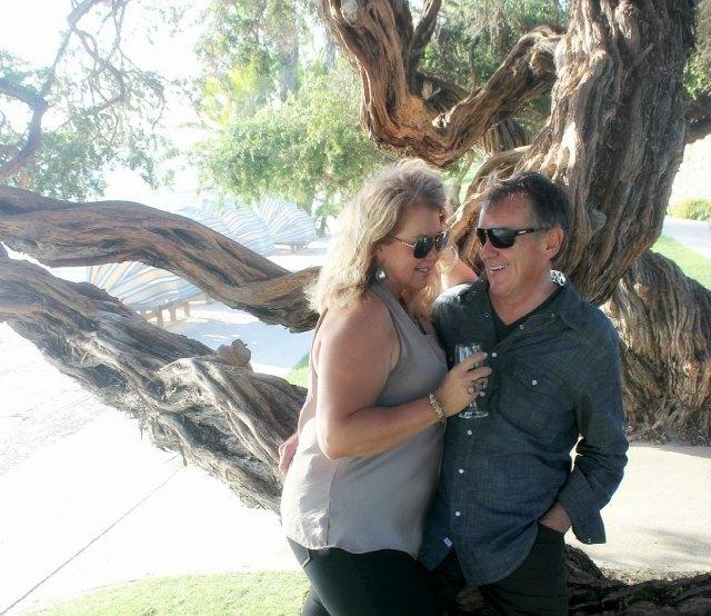 Heather Orr Lindstrom and Scott Lindstrom San Diego
