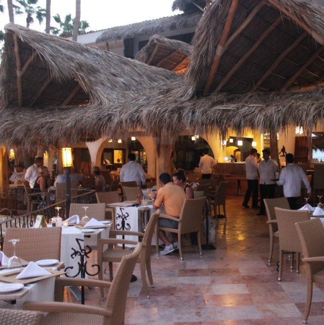7 Seas Seafood Grille and Surf's up in Los Cabos