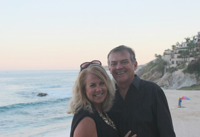 Scott and Heather Lindstrom of Stylemindchic Lifestyle in Los Cabos