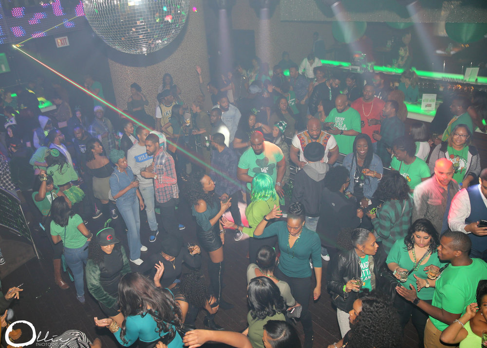 Poshville - A St. Patrick's Day Experience
