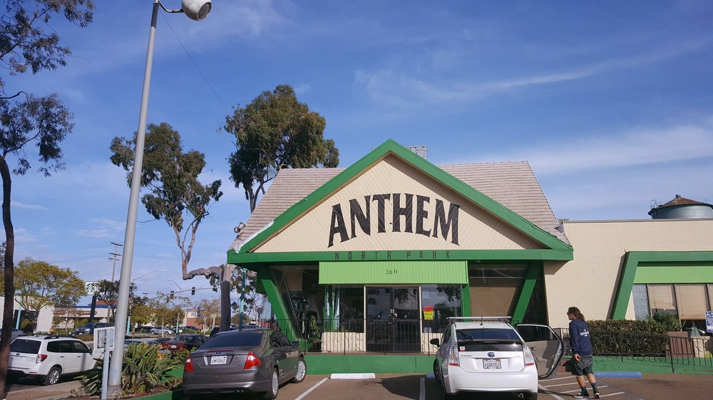 Anthem Vegan Restaurant Deli And Market All In One North