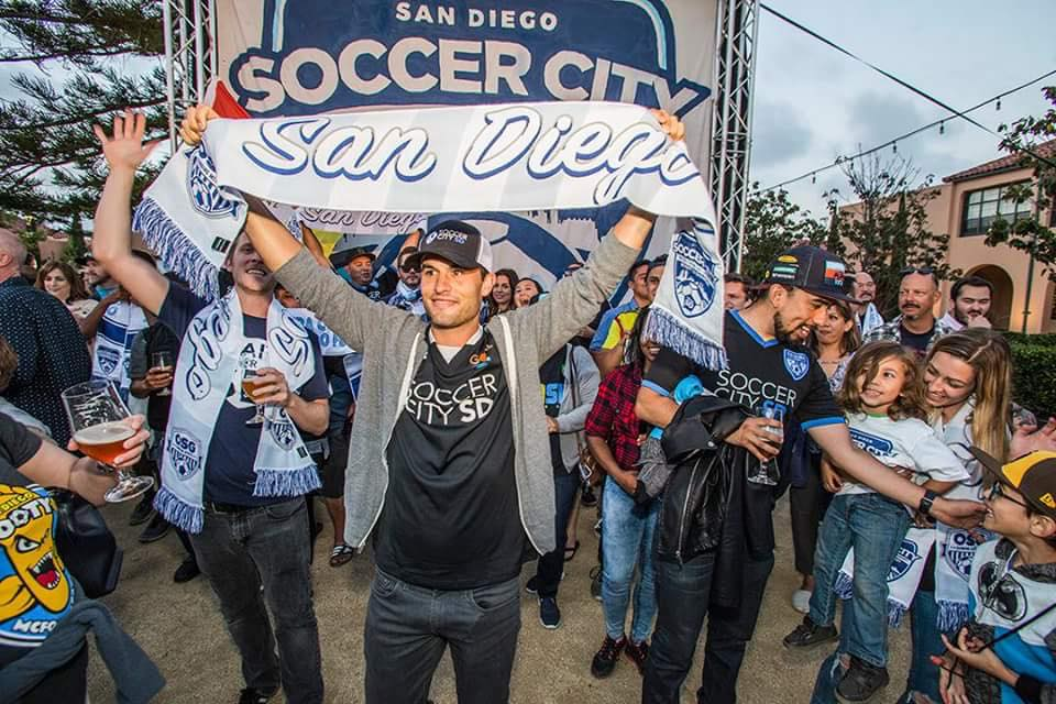 1bac20358 SoccerCity San Diego Re-Launches with New Definition — The San Diego  Chronicle