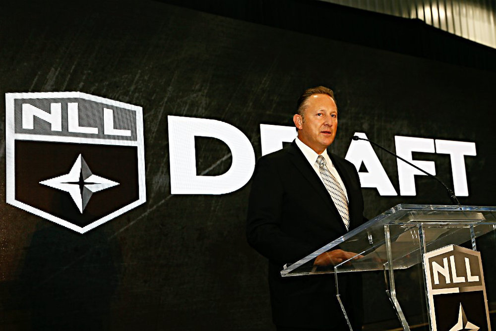 League Commissioner Nick Sakiewicz (Photo courtesy of the San Diego Seals)