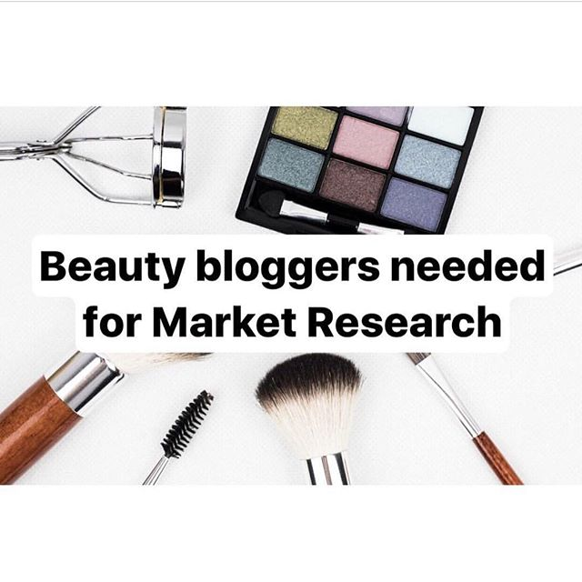 If you're a beauty blogger get in contact now 🌸👄💄💅🏼🌸🌟🌷💰 #nailart #beauty #blogger #vlog #makeup