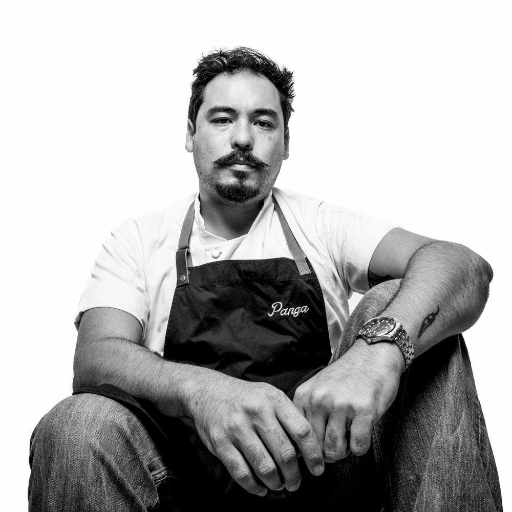 Andrés Morataya - Panga