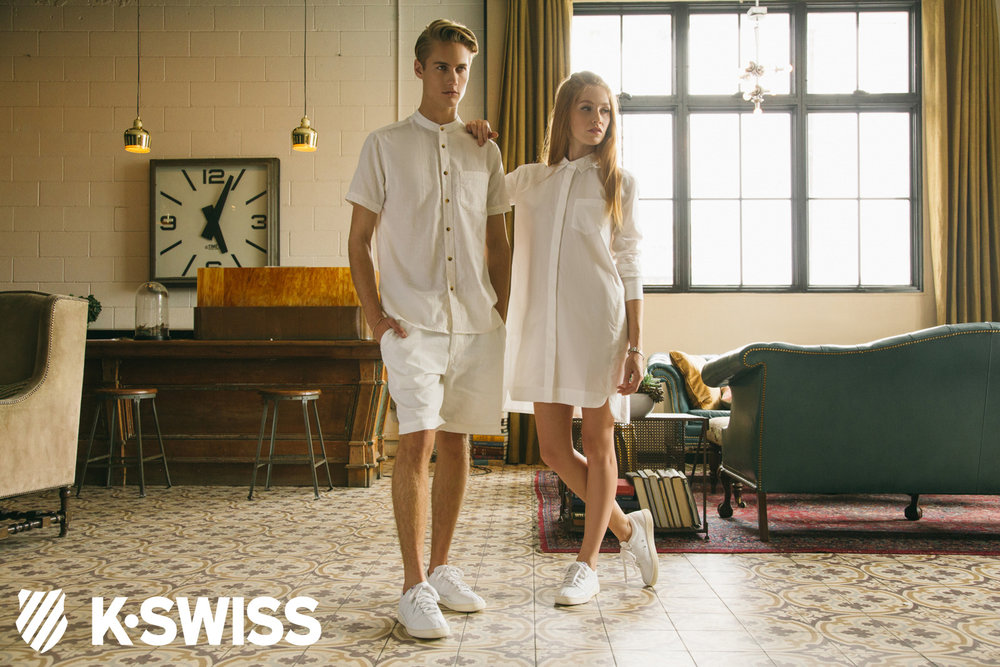 K-SWISS 50TH ANNIVERSARY CAMPAIGN