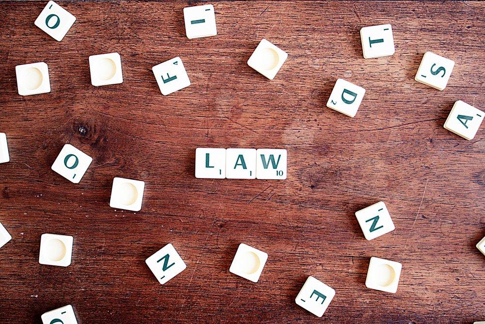 Scrabble law