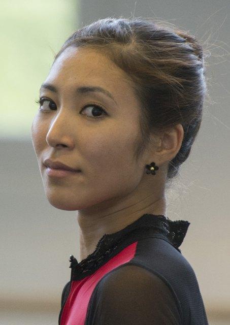 Kanno, Marina  Bailarina (Japón)