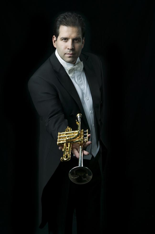 Baeza-Rubio, Martín  Trompetista (España)