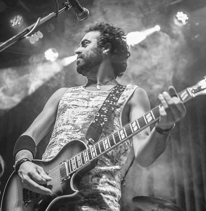 Bueno, Juan Carlos   Guitarra Eléctrica (España)