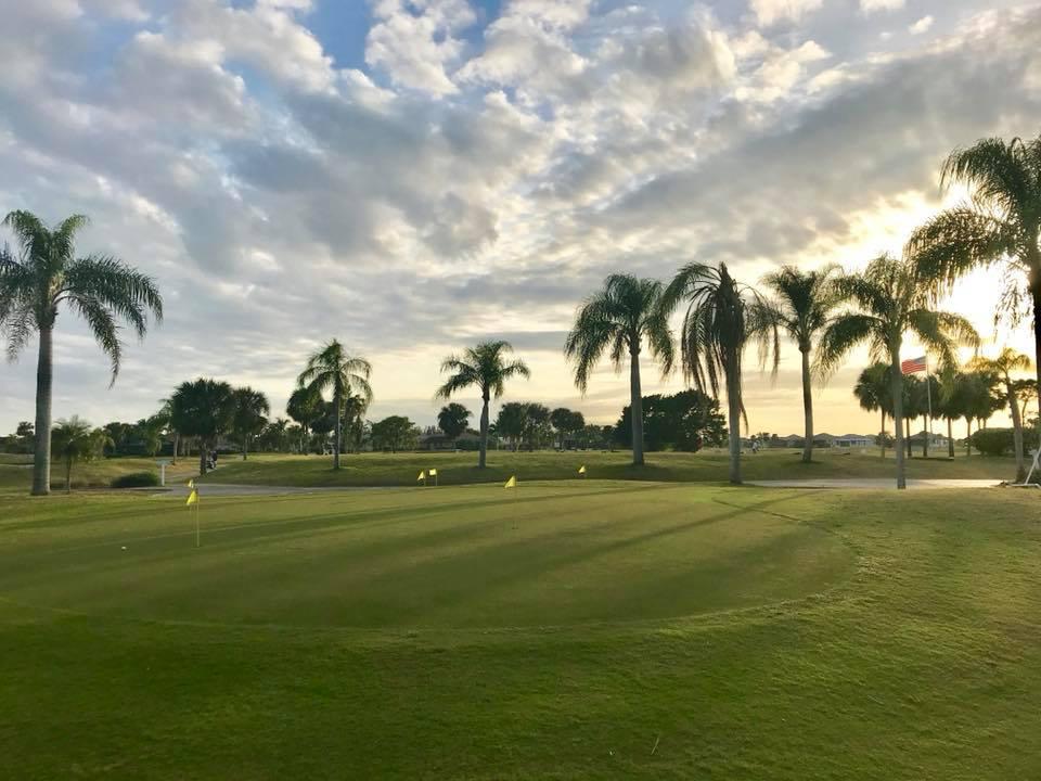 Cape Royal Golf Club , Cape Coral, FL