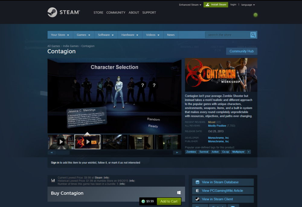 Contagion SteamStore.png