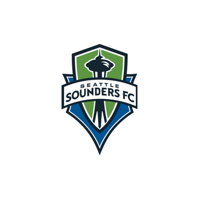 Seattle Sounders Logo | Performance Yoga Training Partner