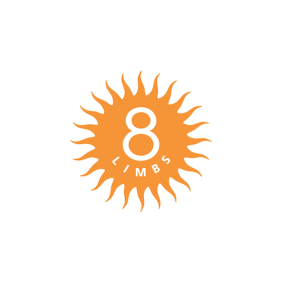 8 Limbs Yoga Seattle Logo | Performance Yoga Training Partner