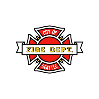 Seattle Fire Department Logo | Performance Yoga Training Partner
