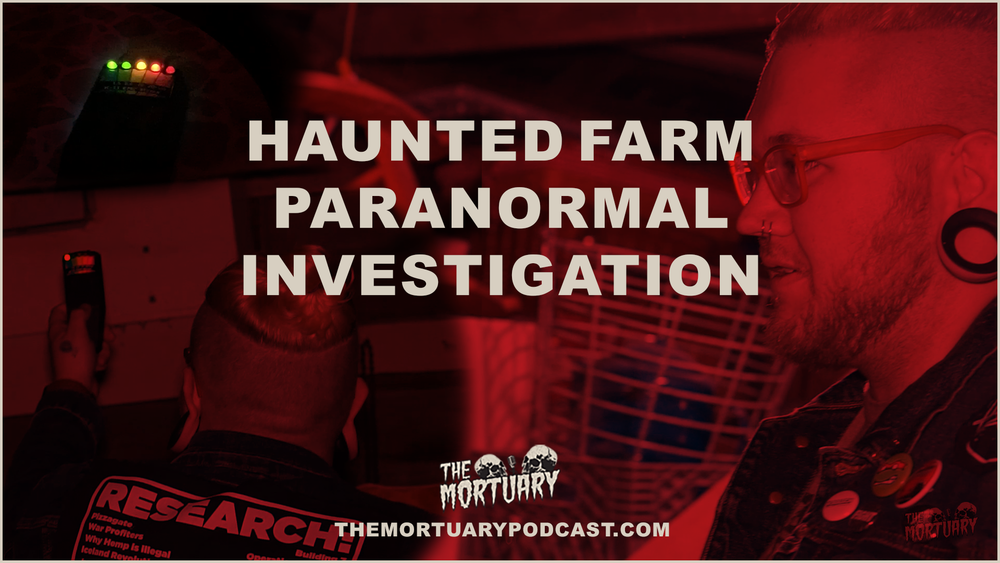 fort hays paranormal haunted farm