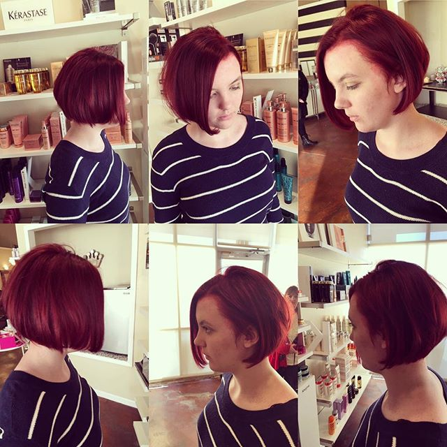Cut & color by Raymond vahedian @collinreymond