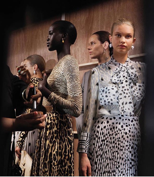So nice...I had to post twice. A FIERCE line up and another nod to #animalprint fall trend 🐆🦓 📷: @burberry . . . . . #animalprint #burberry #fierce #personalstyling #lystyles #fallfashion