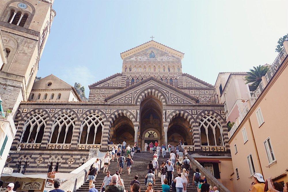 Amalfi Cathedral (Amalfi, Italy)