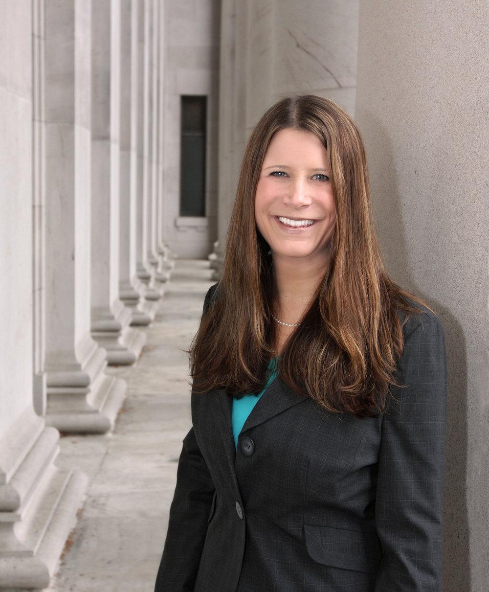 Incoming President, Lori Augino (WA)