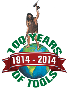 2014 was the anniversary of our 100th year in the tool business!