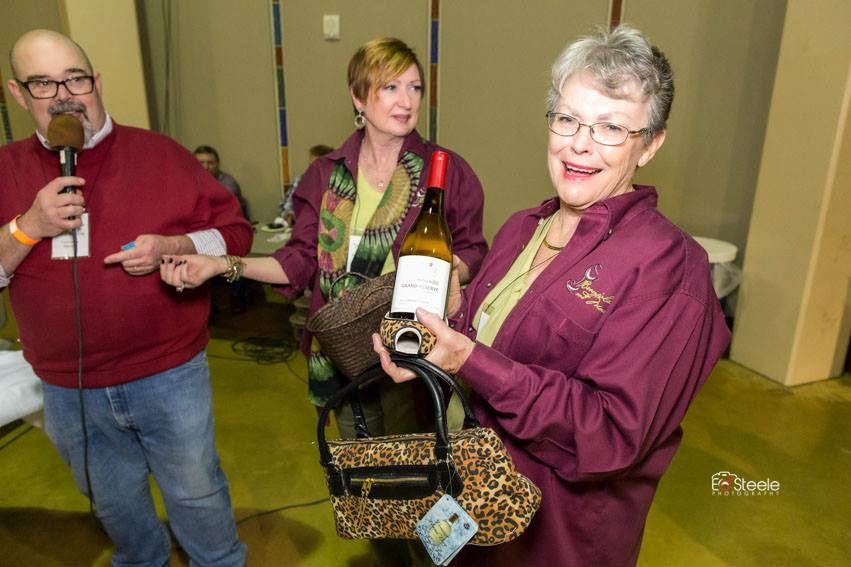 Beaujolais 2014 MikeBarrowJudyShortinoRoniBeasley.jpg