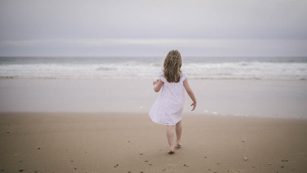 Family and children beach photorgapher
