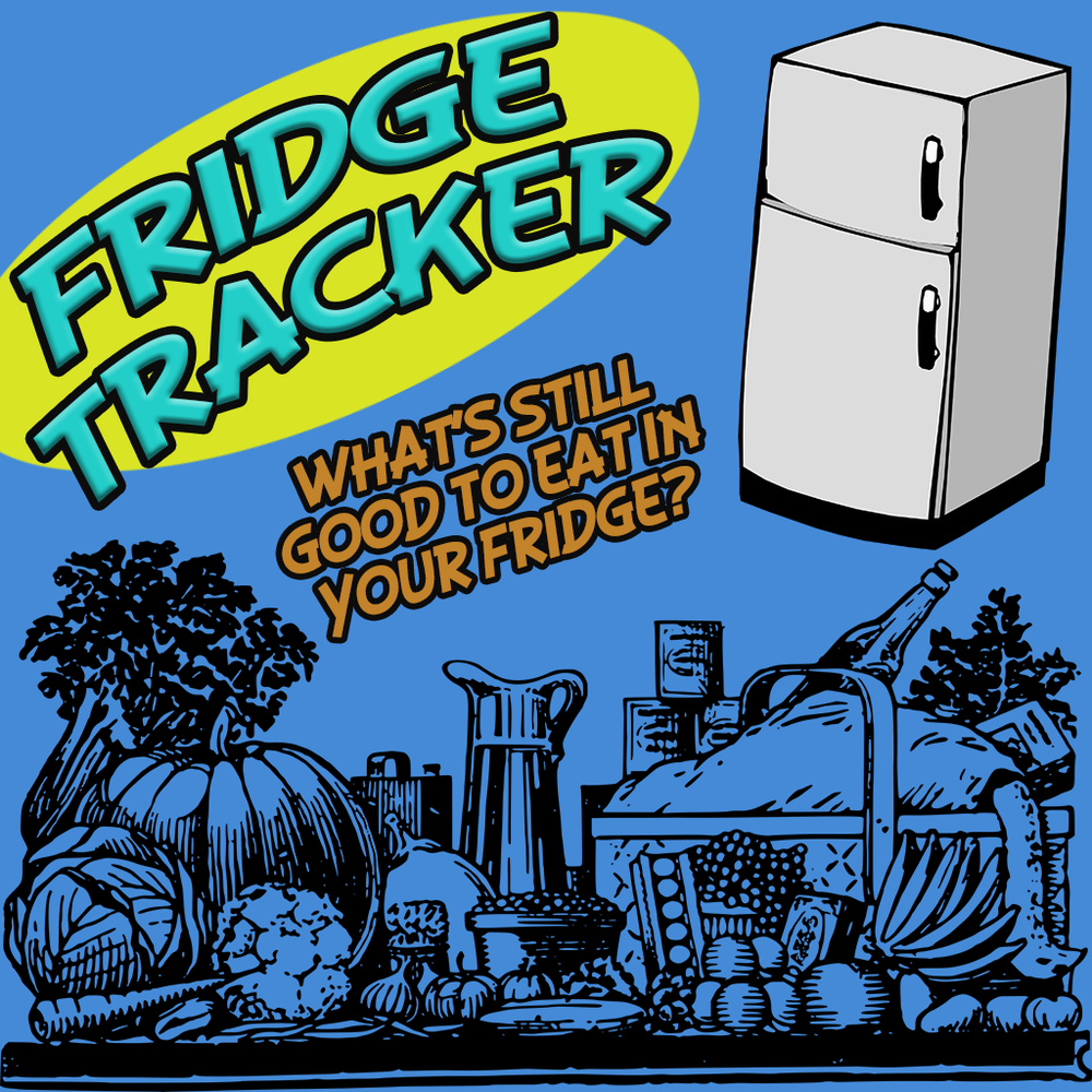 Fridge Tracker