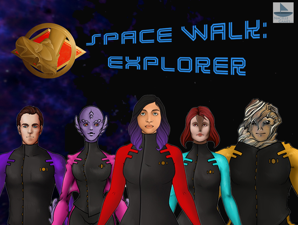 Space Walk: Explorer