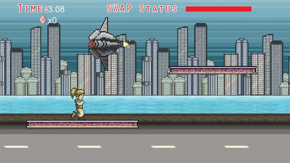 SWAP Run